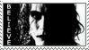 Stamp 001 - The Crow by jdrainville