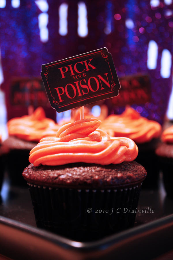 Pick Your Poison by jdrainville