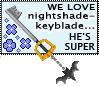 Support Stamp: nightshade-keyblade by jdrainville