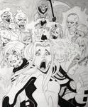 Zombie Attack!!! by cassjohnson18