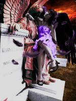 Fallen Angel by elemental523