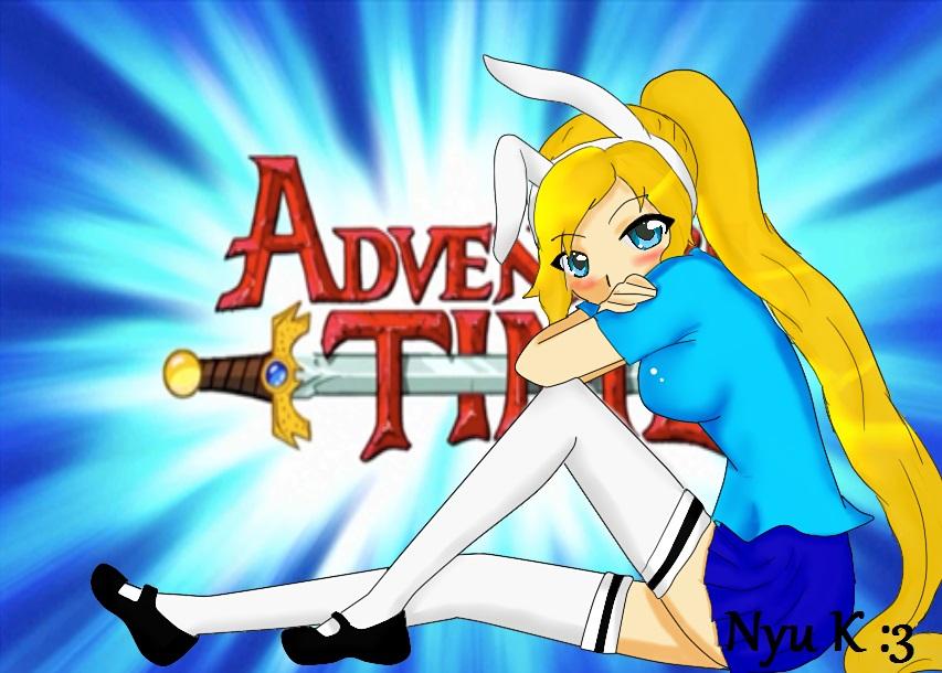 Fiona hora de aventura anime by nyukusanagii on deviantart fiona hora de aventura anime by nyukusanagii altavistaventures Choice Image