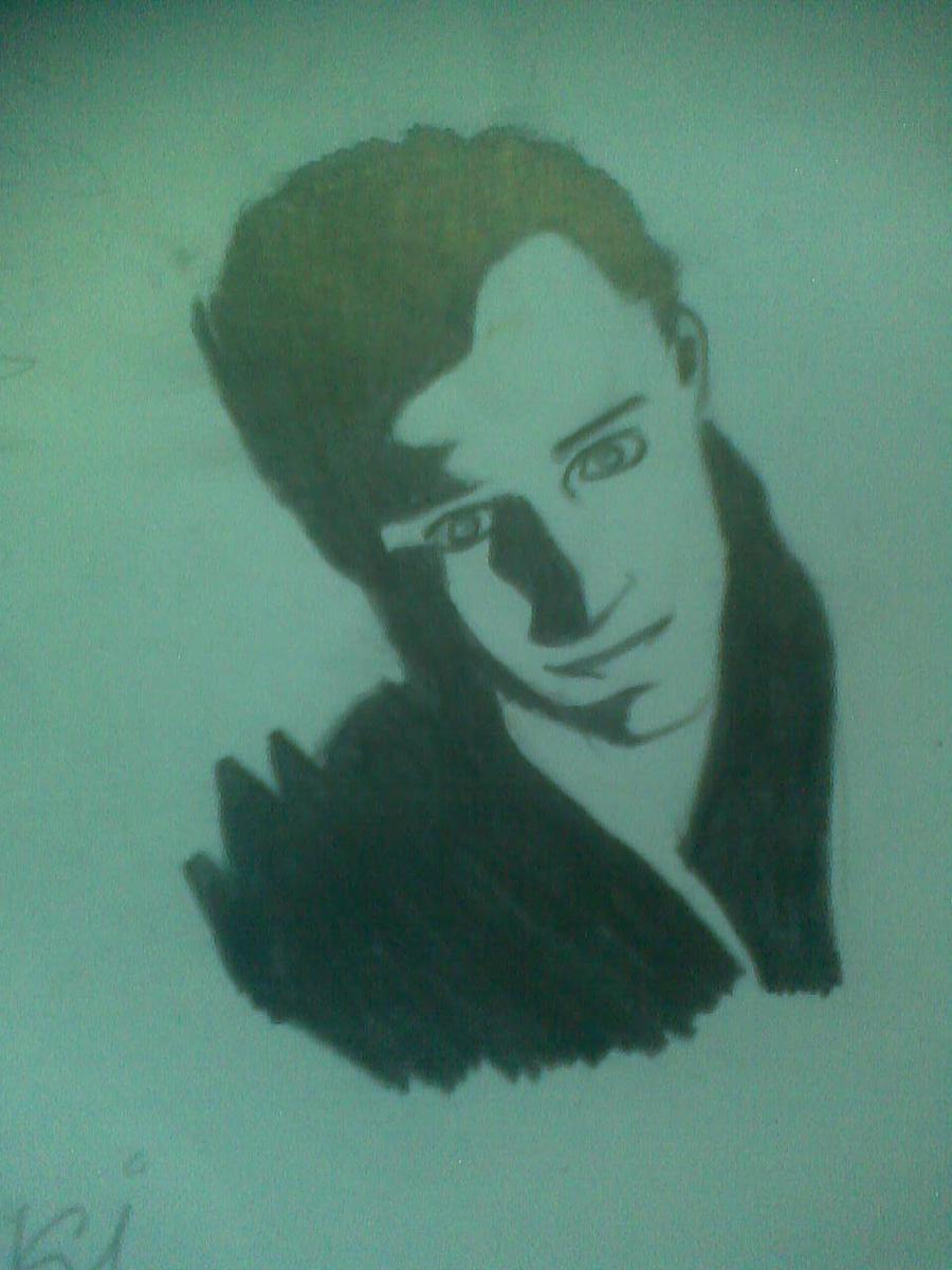 Loki Laufeyson silhouette by vansiibgjackson on DeviantArt