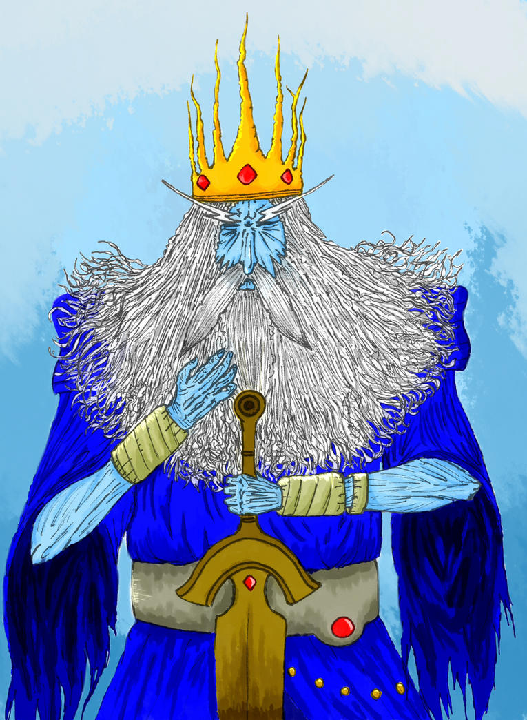 Ice King, Lord of Cinder by pilllinpilllin