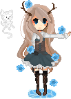 Pixel Doll by Princess-Noodles