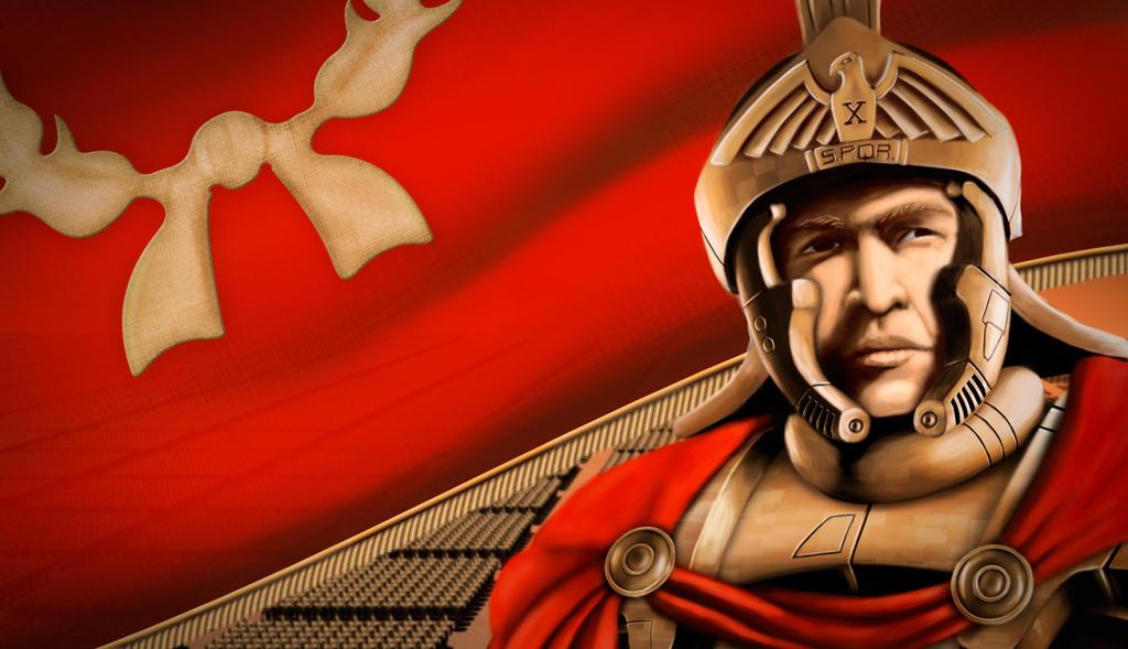 Roma 2149 - The Empire Returns