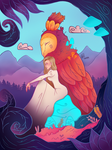 Eryl and the Forest Owl
