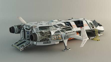 Spaceship - Concept