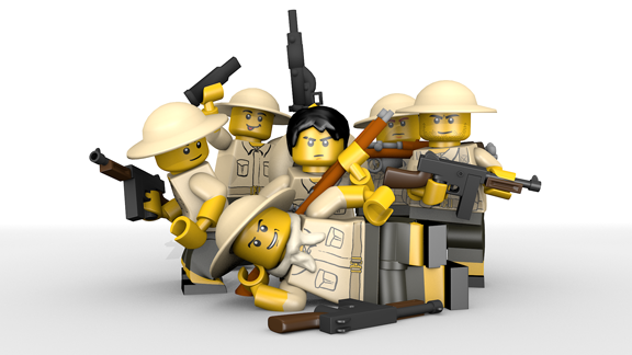 Lego British WW2 by Ask-Private-Miller on DeviantArt