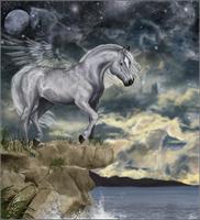Pegasus by Hikari-kirin