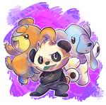 The Bear Trio