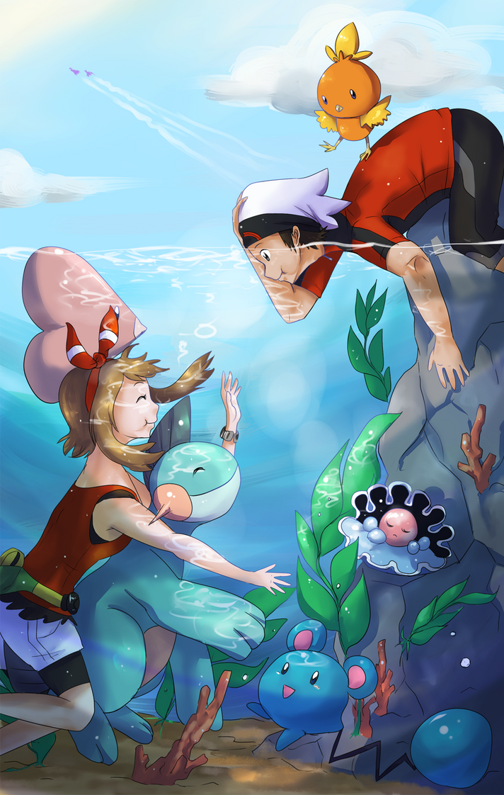 Discover a new Hoenn by DingDingy
