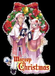 Pokimono Secret Santa: Mareep Christmas by DingDingy