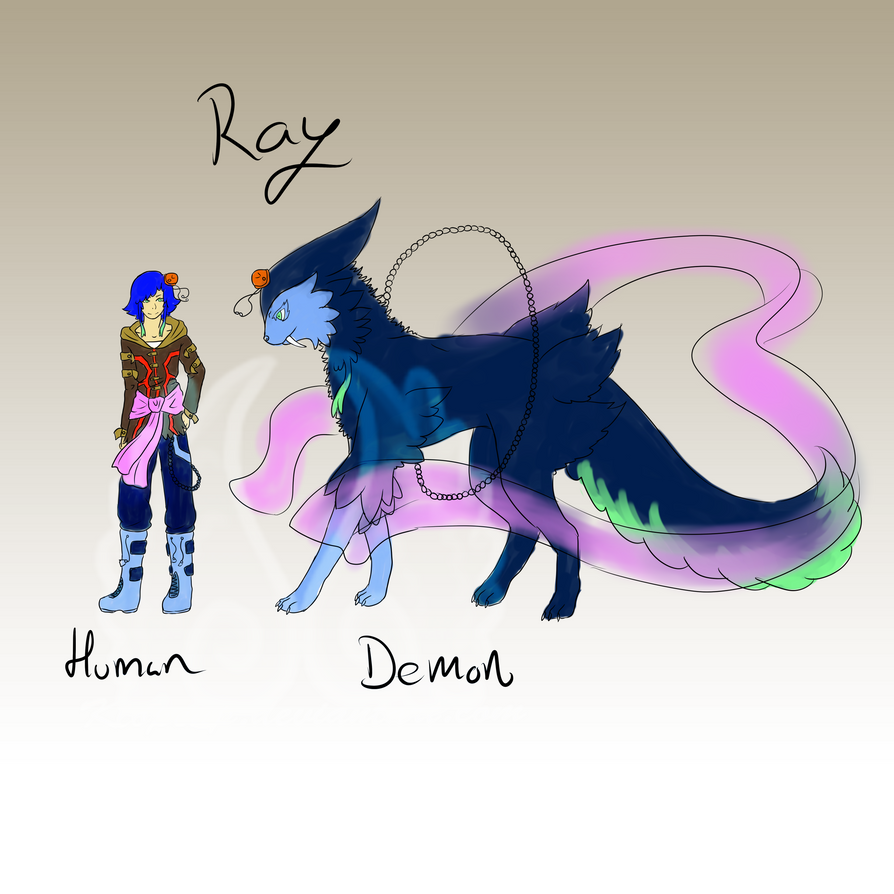 Ray reff by Klopenp