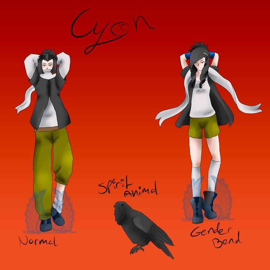 Cyon reff by Rim-Faxee