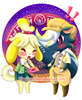 Isabelle and Kicks