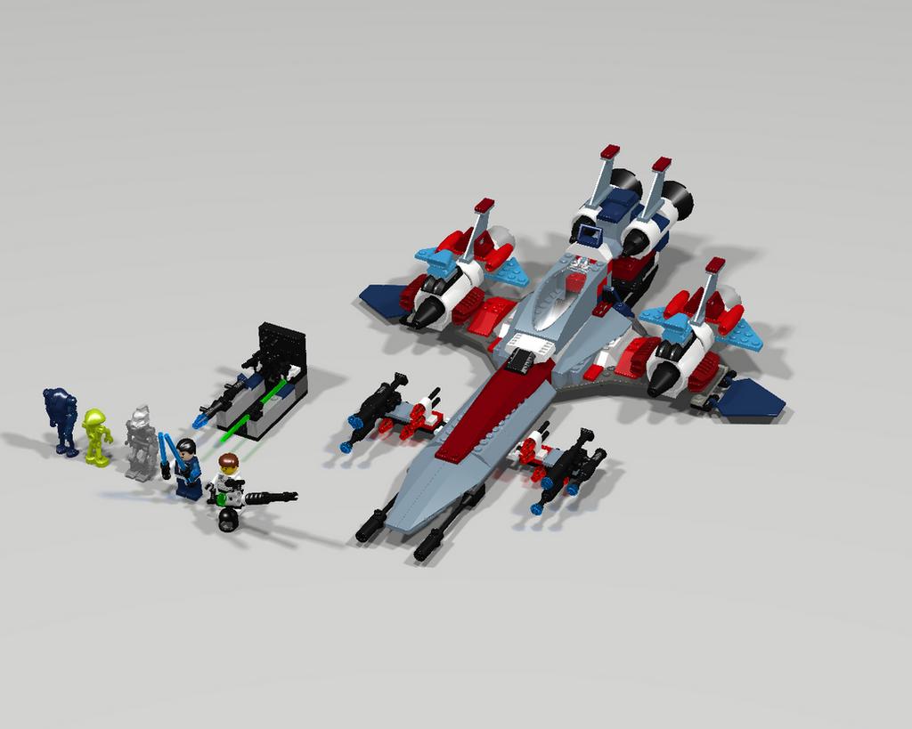 the lego movie 2 jek 14 s starfighter by jesse220 on deviantart