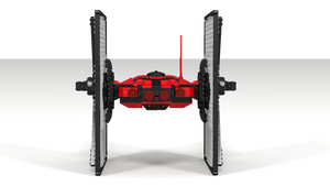 TIE/fh Heavy Fighter Back