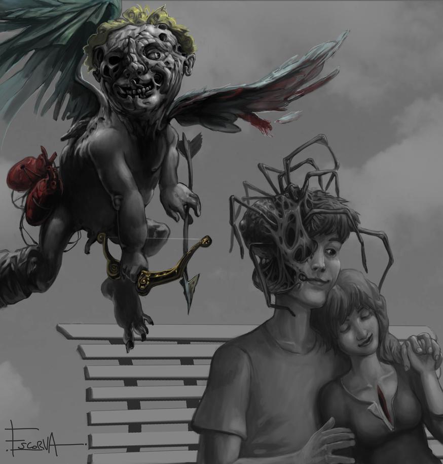 Cupido aciago by ResidenteCorva