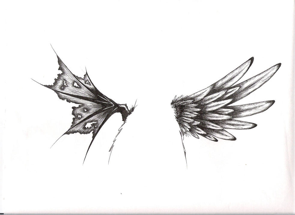 tattoo wings by lildevilmomoko on deviantart. Black Bedroom Furniture Sets. Home Design Ideas