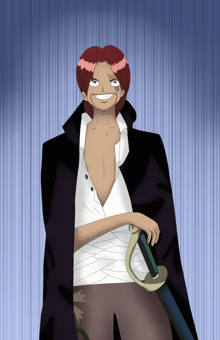 Request from RinoaBC [Shanks] by Rascalby