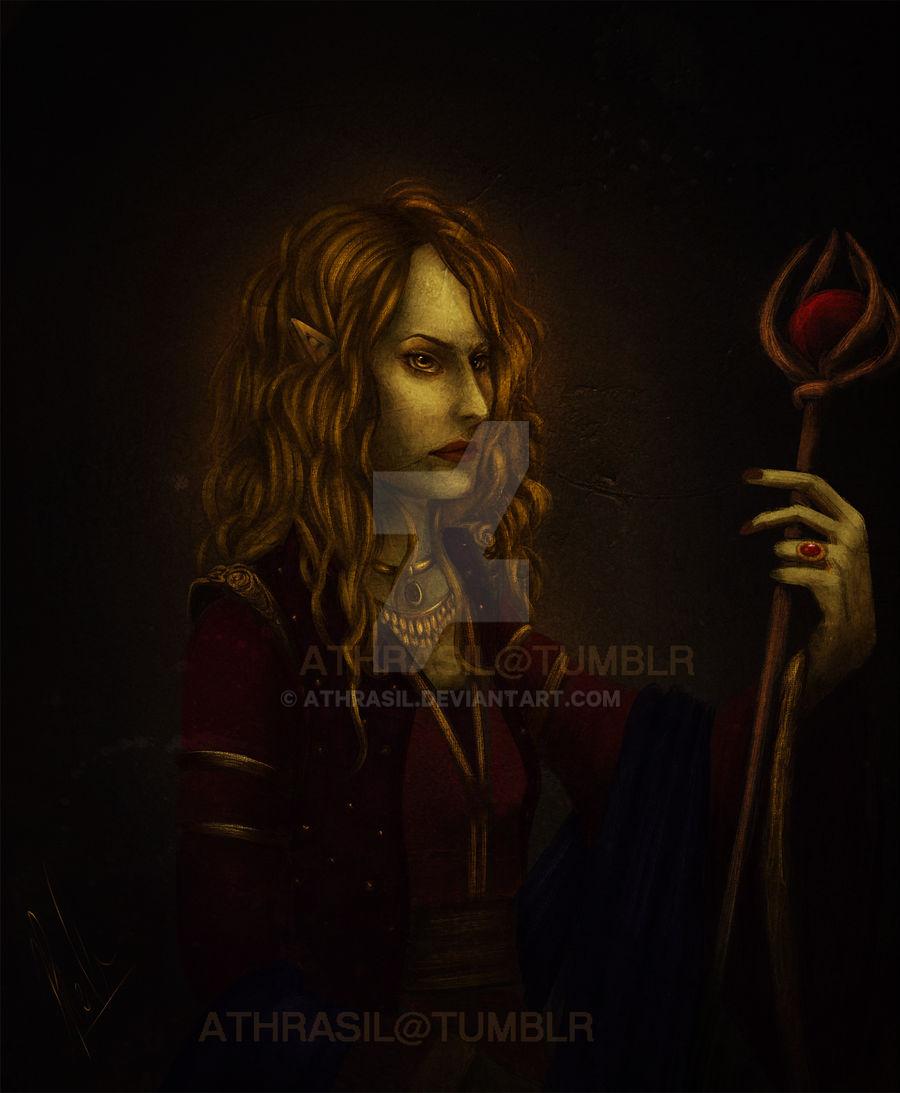Highborn Lady
