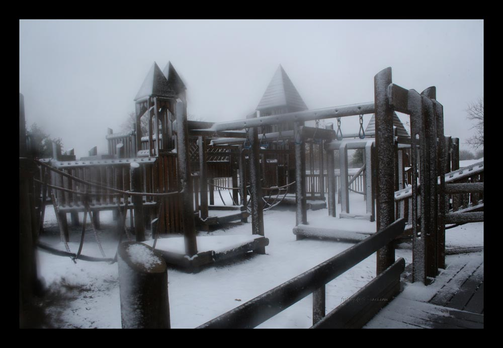 Magical Playground by Frolay