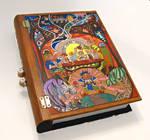 Tom Bombadil - finished oversized book box