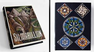 The Silmarllion: hideaway book box by RFabiano