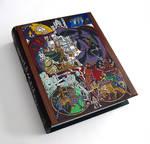 Shieldmaiden of Rohan - oversized book box