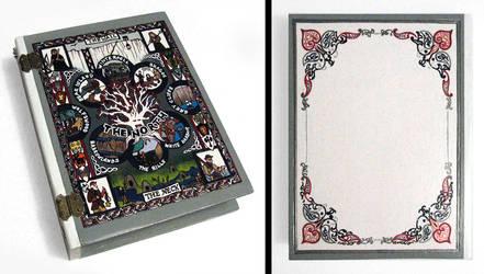 The North-illuminated manuscript book box by RFabiano
