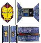 Iron Man curio cabinet by RFabiano