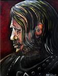 Sandor Clegane/The Hound, Game of Thrones by RFabiano