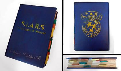 STARS Field Manual, Resident Evil box