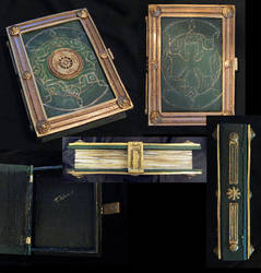 Book of Cagliostro - Dr. Strange book box