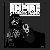 The empire strikes bank by Nach83