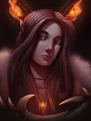 Zoanae portrait