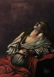 Mary Magdalene in Ecstasy tribute