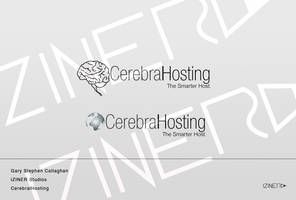Cerebral Hosting Logo by C-GFX