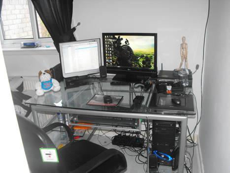 My New Setup