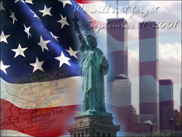 September 11, 2001 Memorial by Atsuke