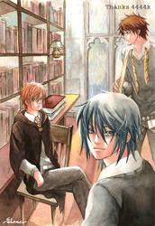 4444k - Library by Se-Lene