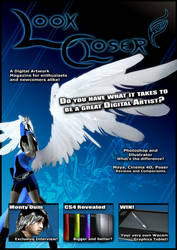 Look Closer Mag by A-Dreamers-Nightmare