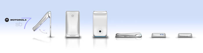 Motorola SB-7 by apothix