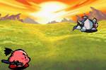 Kirby vs Hakumen