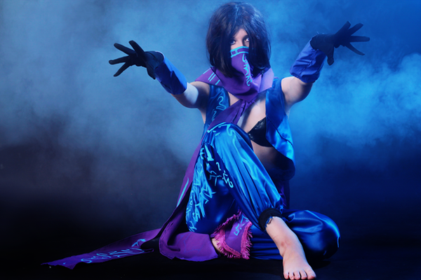 League of Legends, female Malzahar cosplay by DianaSimon on DeviantArt