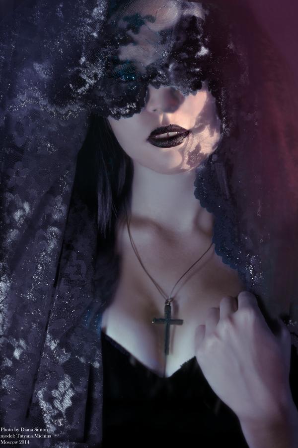 Beneath the Veil by DianaSimon