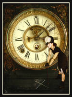 Marionette of Time by agever