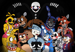 5AM (Five Nights At Freddy's 2)