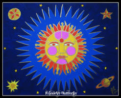 Groovy Sun by FriendlyButterfly